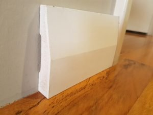 Half Splayed 92 x 18 MDF skirting board