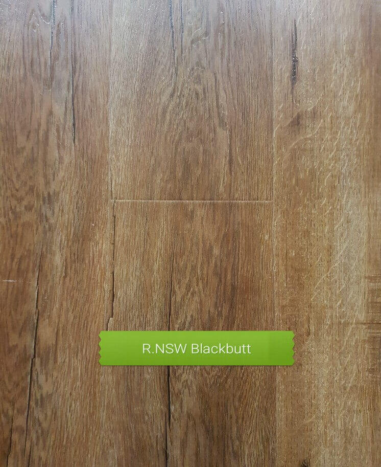 Rustic NSW Blackbutt colour