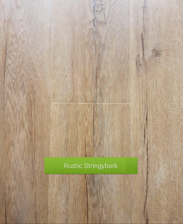Rustic Stringybark colour