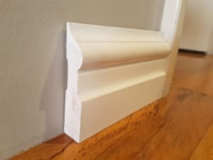 WA Colonial MDF skirting board