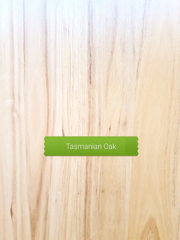 8mm Tasmanian Oak colour Laminate floor