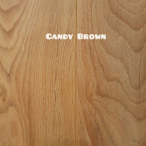 G Candy Brown Oak colour laminate floor board
