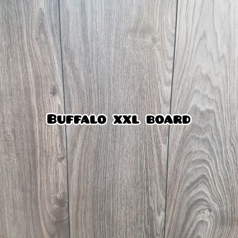 Buffalo colour extra long laminate floor board