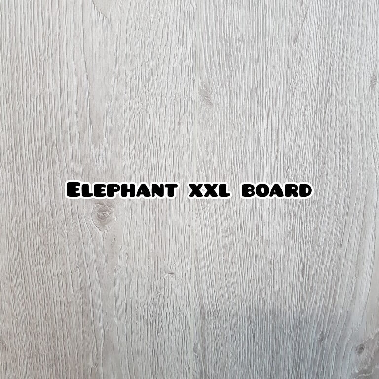 Elephant colour extra long laminate floor board