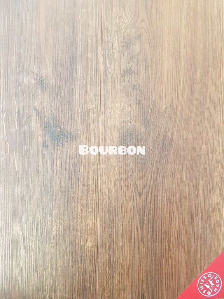 Kronos Bourbon colour 8mm laminate floor