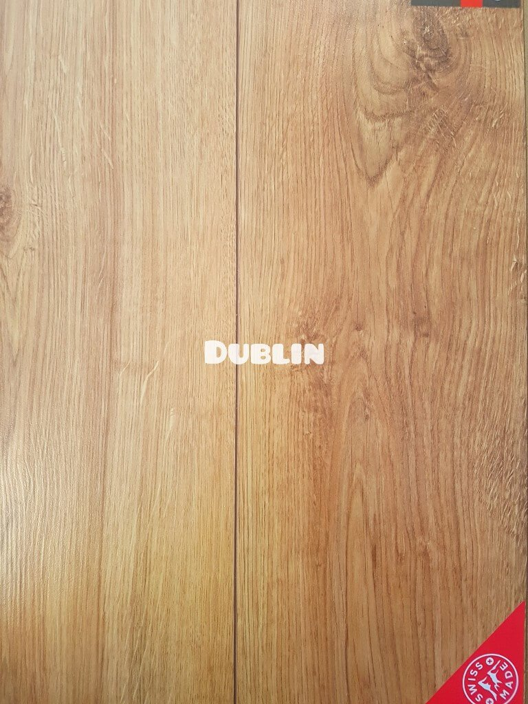 Kronos Dublin colour 8mm laminate floor
