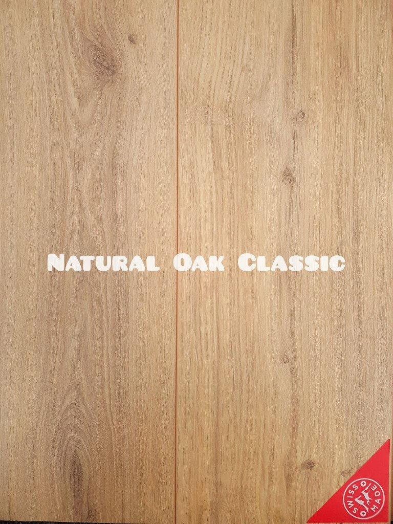 Kronos Natural Oak Classic colour 8mm laminate floor