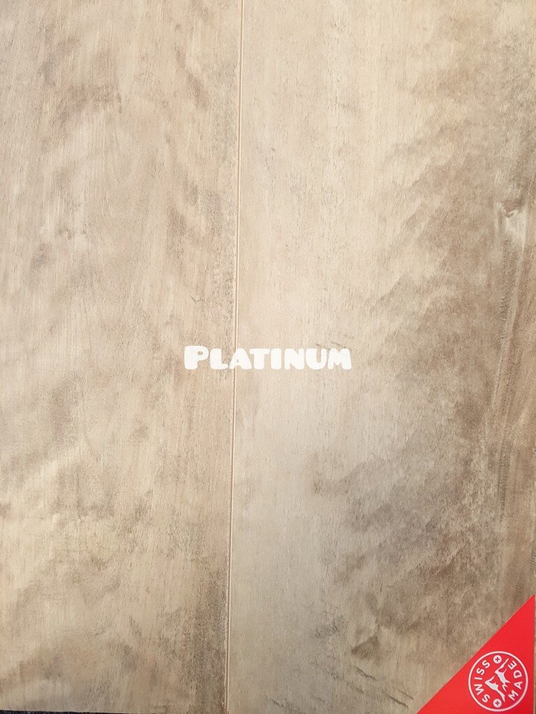 Kronos Platinum colour 12mm laminate floor