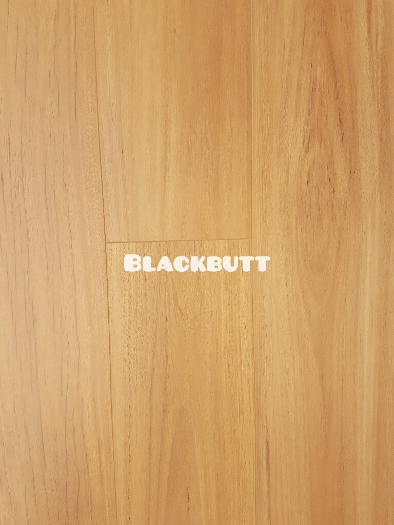 OL Blackbutt colour 8mm laminate floor