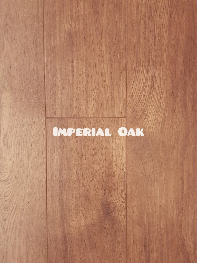 OL Imperial Oak colour 12mm laminate floor