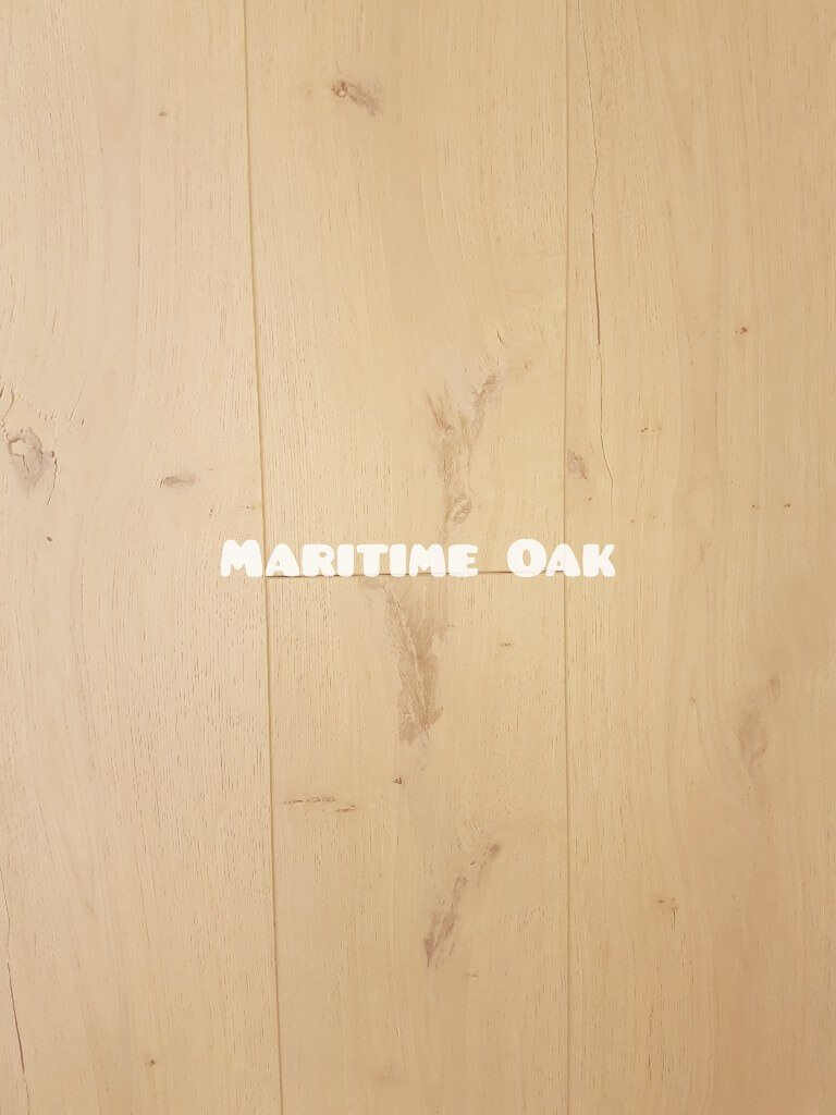 OL Maritime Oak colour 12mm laminate floor
