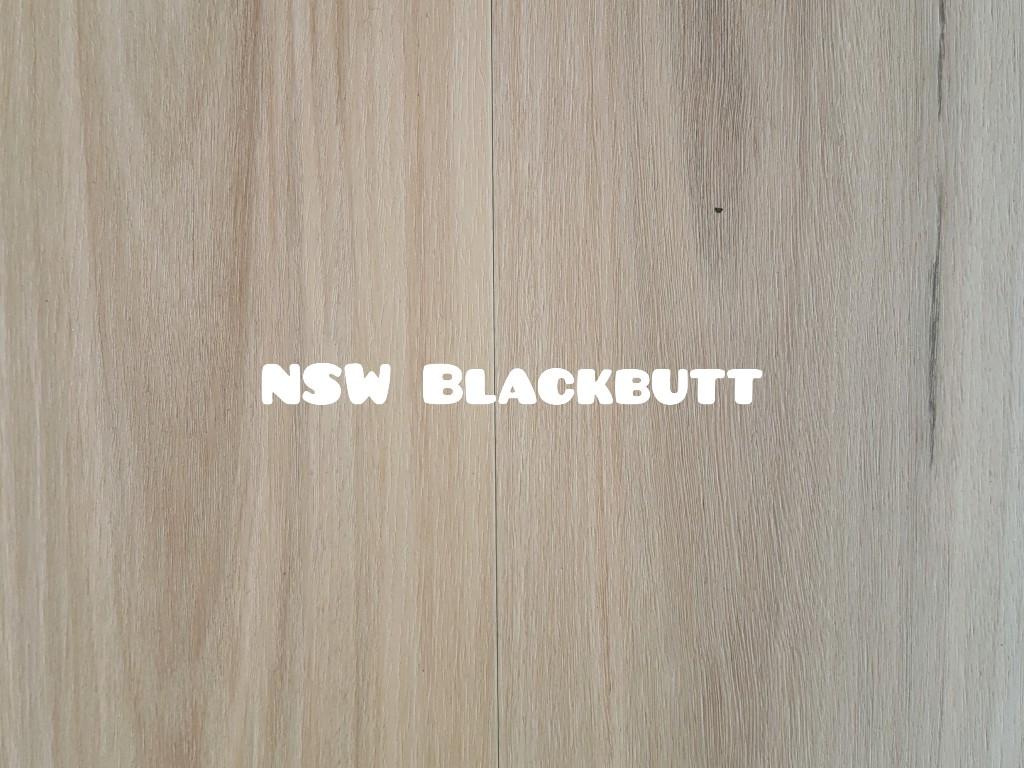 Long SPC waterproof hybrid floor NSW Blackbutt colour