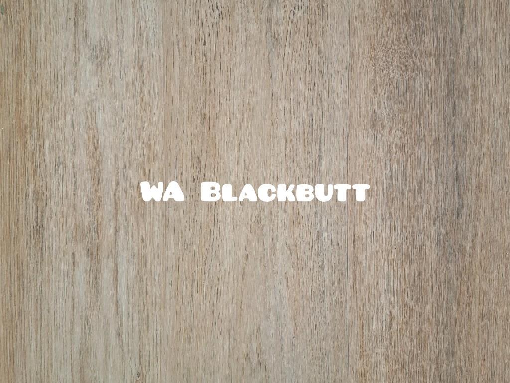 Long SPC waterproof hybrid floor WA Blackbutt colour