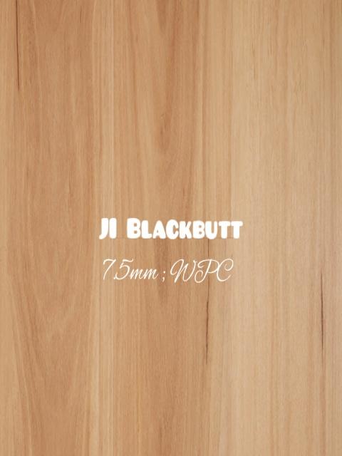 7.5mm Blackbutt colour WPC