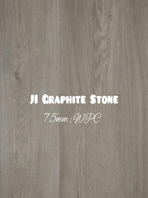 7.5mm Graphite Stone colour WPC