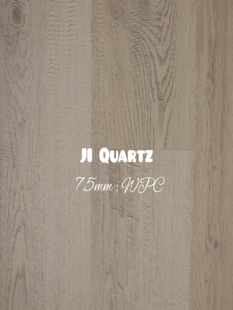 7.5mm Quartz colour WPC