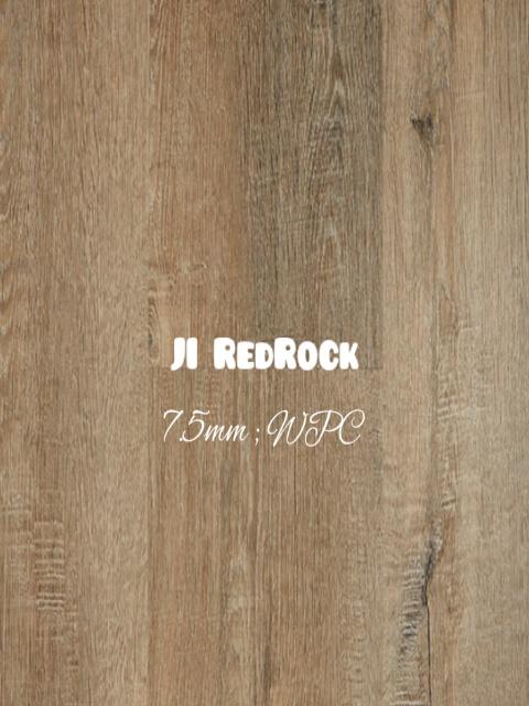 7.5mm Redrock colour WPC