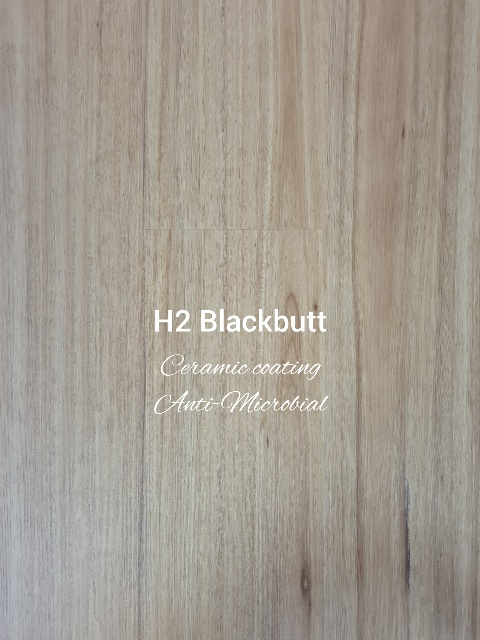 H2 Blackbutt ceramic coating