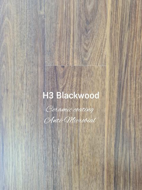 H3 Blackwood SPC ceramic coating