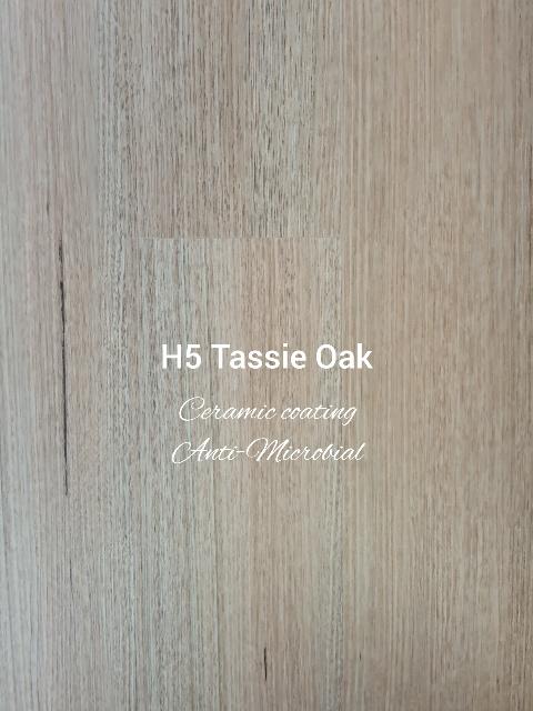 H5 Tassie Oak colour ceramic coating
