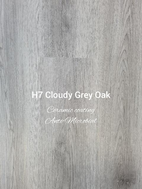 H7 Cloudy Grey Oak colour ceramic coating