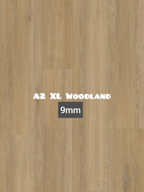 XL 9mm Woodland colour SPC