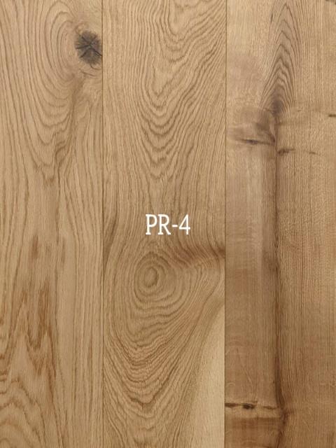 PR4 Roma color engineered oak timber floor