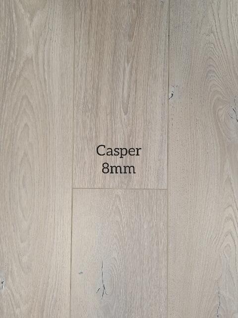 Casper colour laminate floor